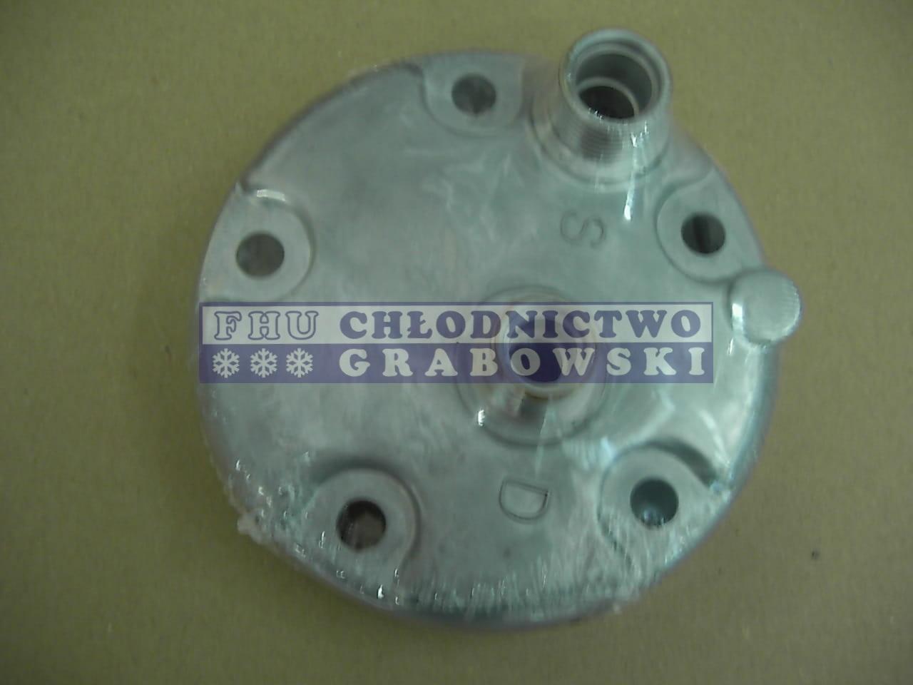 Rear cover compressor Sanden SD 505 / 508 / 510 / SD5H14