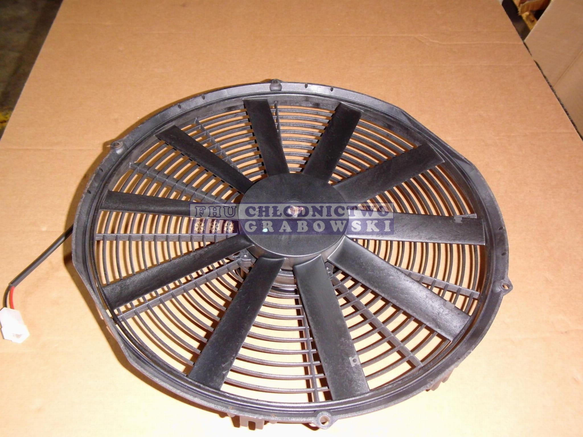 Fan Spal 24v Va18 Bp70 Ll 41ms Original