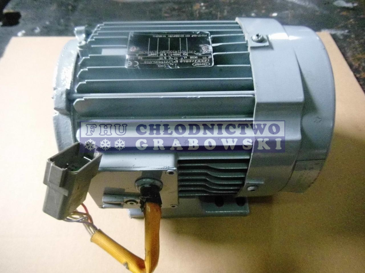 Electric motor carrier xarios 300 350 54 60028 11 for What is a motor carrier number