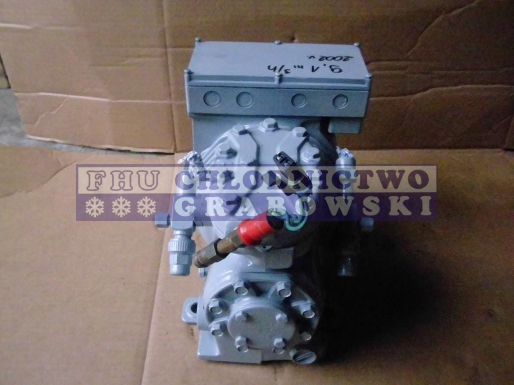 Compressor Frigiking Ct 159 Px 18 60031 00 Used