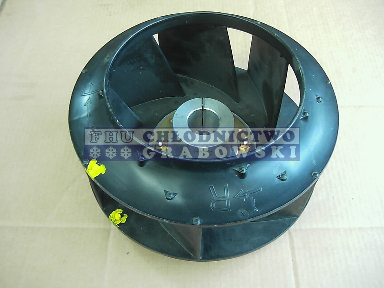 Blower - upper Thermo King SLX / SLXe