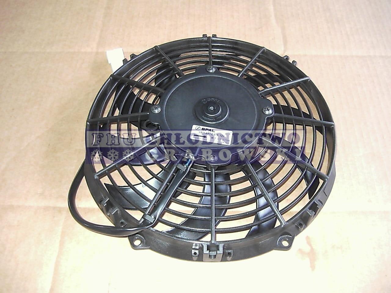 Axial Fan Spal 12v Va11 Ap7 C 57a Original