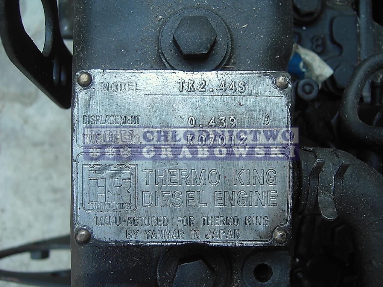 101-290 Motor Diesel Yanmar TK 2 44 Thermo King