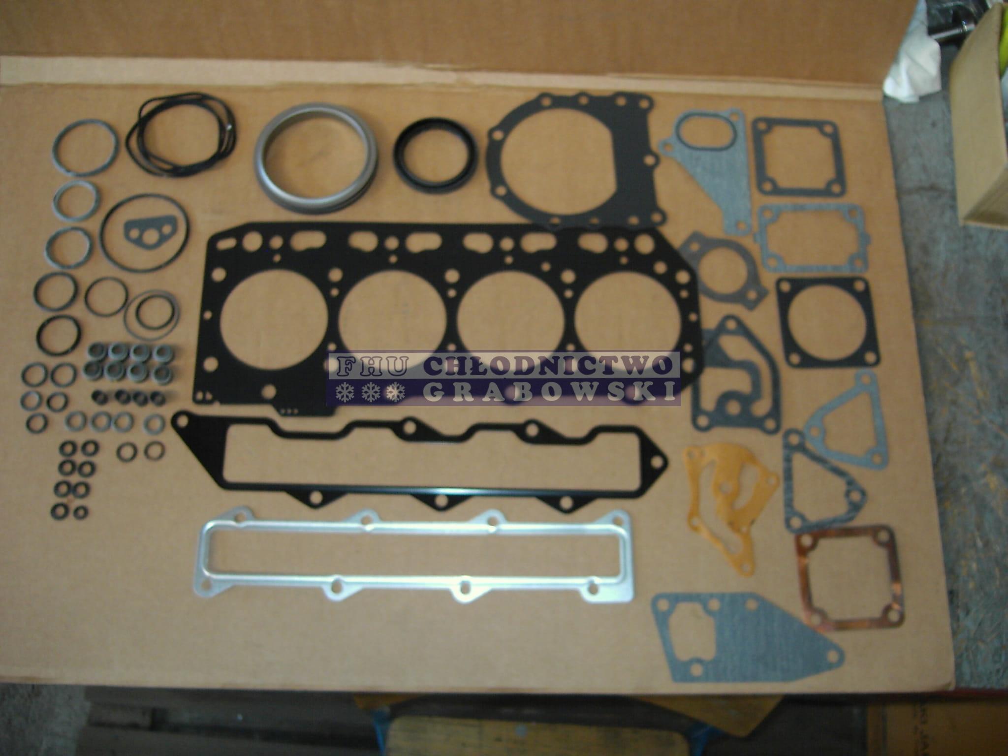 Engine Gasket Set Yanmar TK 4 82 Thermo King