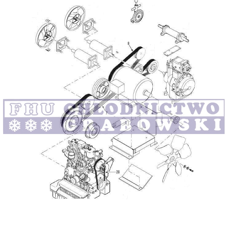 0_0_productGfx_929a896635885ed4339069636059ceba belt set thermo king ts 500 xds ; replacement thermo king ts 500 wiring diagram at n-0.co