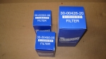 Filter set Carrier Vector 1550 ; 76-61326-00 ORIGINAL