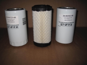 Filter set Carrier Supra 922 / 944 / 950 / 950 Mt ; replacement