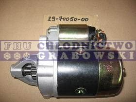 Starter 12V Carrier CT 2.29 ; 29-70050-00 replacement