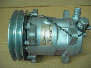 Replacement Air Compressor Pump >> Compressor Sanden SD 508 (12V) ; NEW