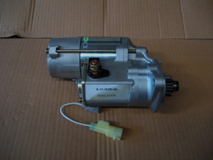 Starter 12V / 2.0 kW Carrier CT 4.134 Vector ; 25-39291-00 replacement