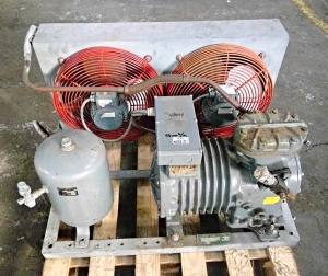 Refrigeration Unit DWM Copeland ; 14m3/h used