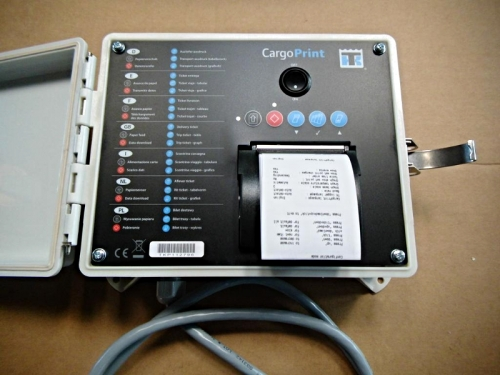 Temperature recorder Thermo King CargoPrint