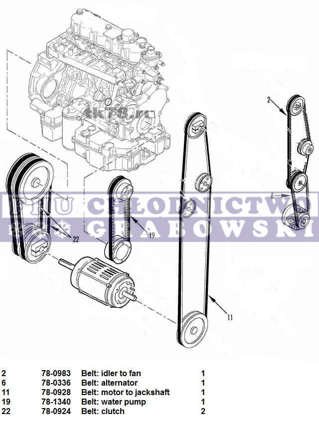 Thermo king Sb210 Parts List item Number Search